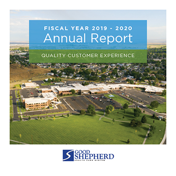 2019-2020 GSHCSS Annual Report