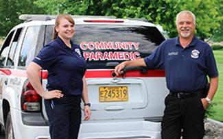 Community Paramedics Team