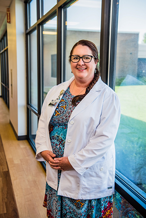 Cynthia Rice is the second Certified Nurse Midwife to join the Good Shepherd Women's Center.