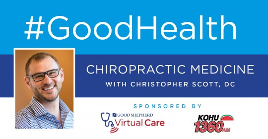 Chiropractic Medicine with Christopher Scott, DC