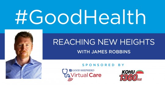Reaching New Heights with James Robbins