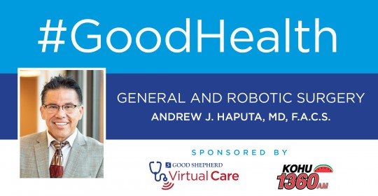 General and Robotic Surgery with Andrew J. Haputa, MD, F.A.C.S.