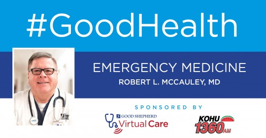 Emergency Medicine with Robert L. McCauley, MD