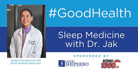 Sleep Medicine with Dr. Jak
