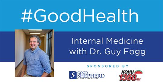 Internal Medicine with Dr. Guy Fogg