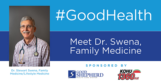 Meet Dr. Swena, Family Medicine