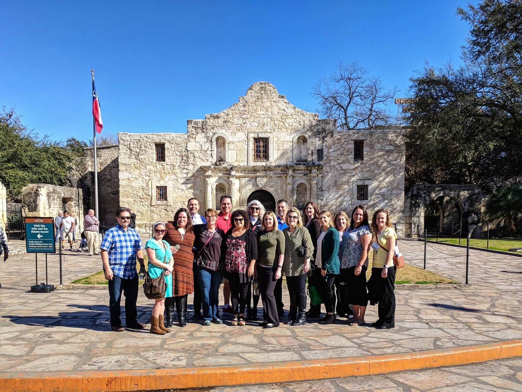 In February of 2018, a delegation of 20 employees from Good Shepherd Health Care System (GSHCS) attend the Health Care Service Excellence Conference in San Antonio, TX – an event in which the organization received 39 awards for significant improvements being made to the patient experience which are reflected by favorable responses in Consumer Assessment of Healthcare Providers and Systems (CAHPS®) survey – a Centers for Medicare & Medicaid Services survey conducted on GSHCS patients.